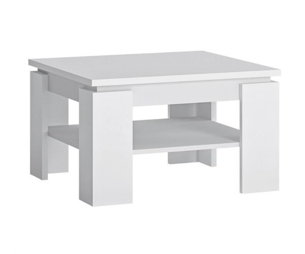 FTG Fribo White Small Coffee Table