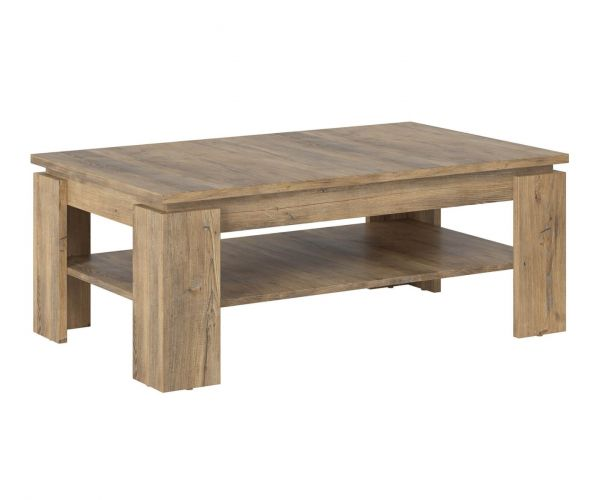 FTG Rapallo Chestnut Large Coffee Table