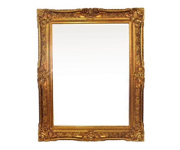 Derrys Furniture Toulouse Antique Gold Mirror