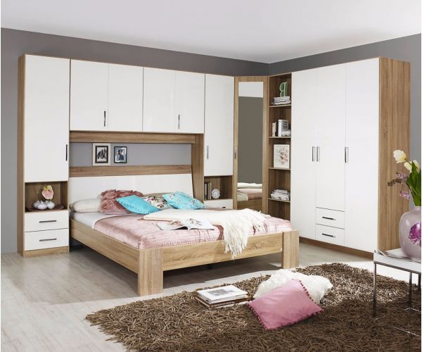 Rauch Furniture Samos Bed room furniture