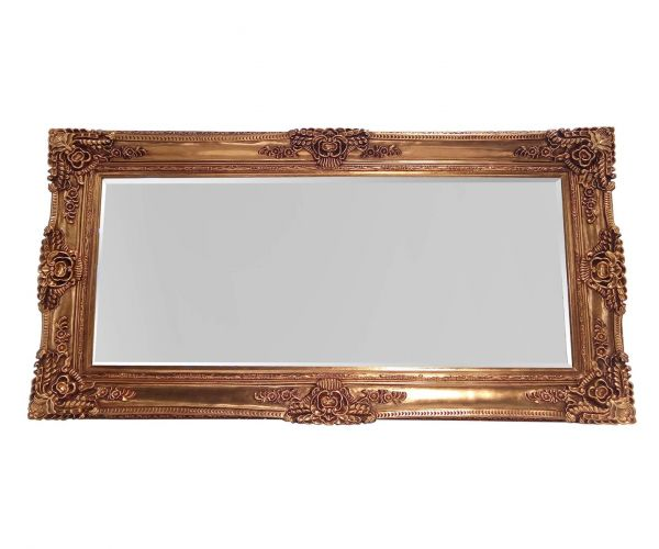 Derrys Furniture May Antique Gold Mirror