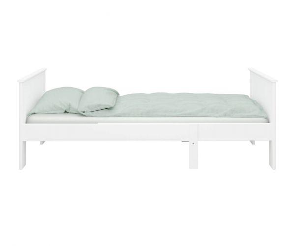 Steens Alba Kids White Extendable Bed Frame