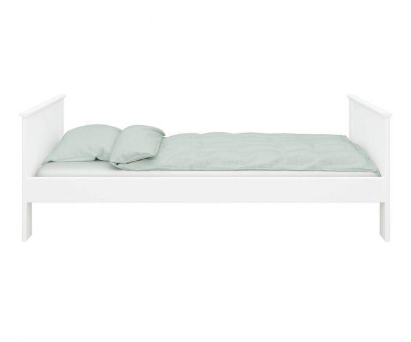 Steens Alba Kids White Single Bed Frame