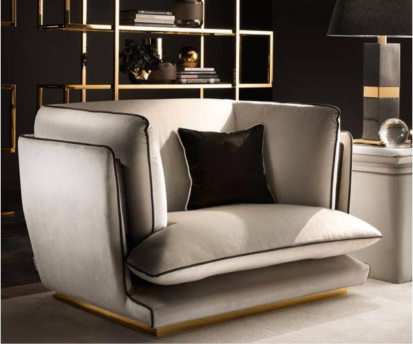 Adora Allure Italian Armchair