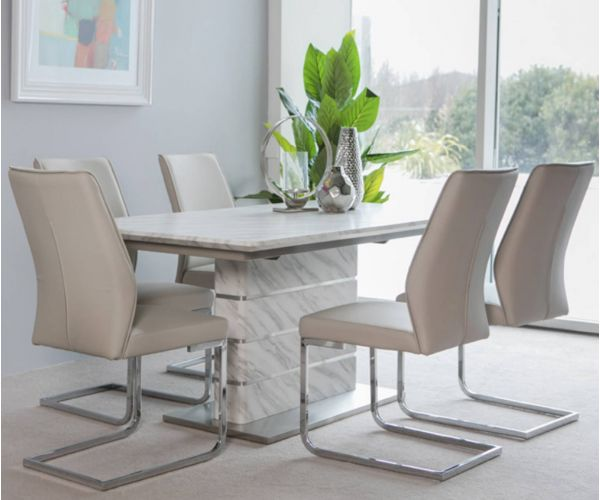 Furniture Line Allure Extending Dining Table Only