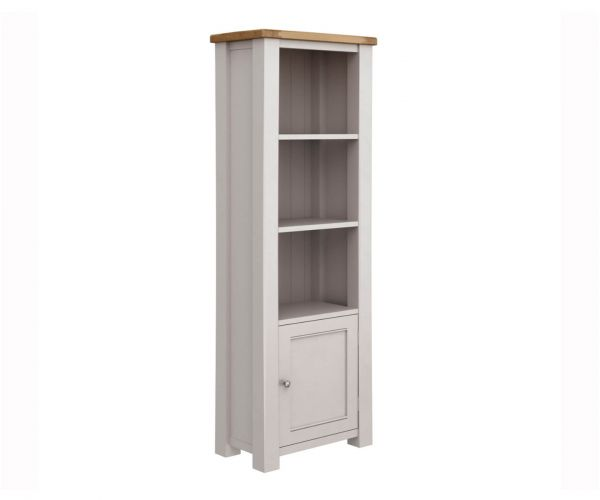 Vida Living Amberly Painted Tall Bookcase