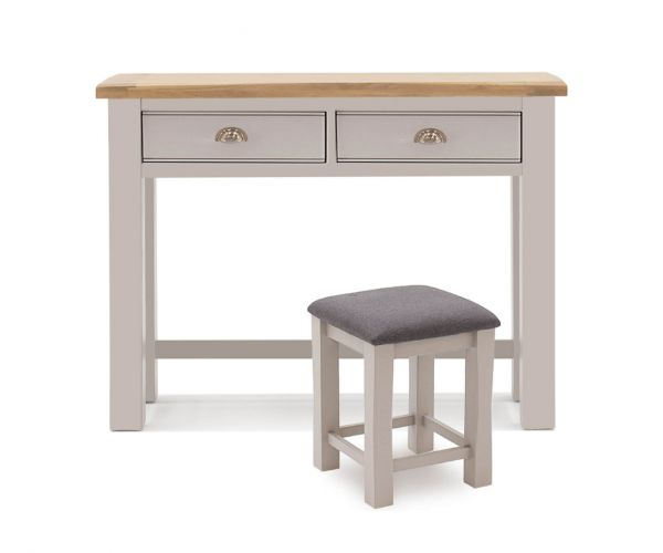 Vida Living Amberly Painted Dressing Table Set