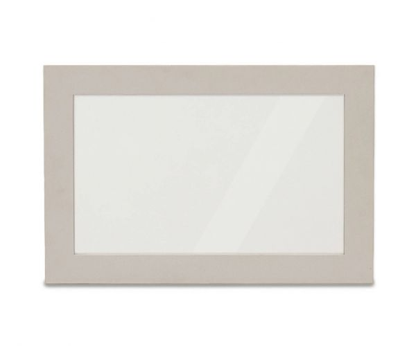 Vida Living Amberly Painted Mirror