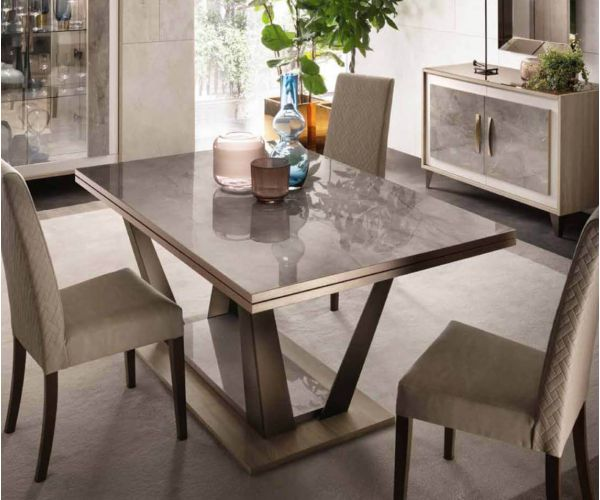 Arredoclassic Ambra Italian 160cm Dining Table Only