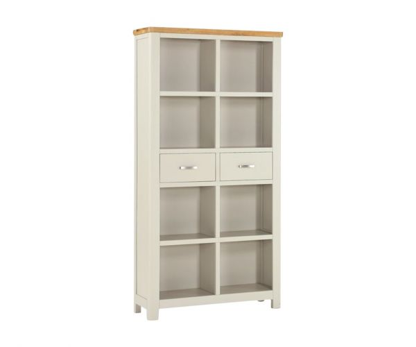 Annaghmore Andorra Painted Tall Bookcase