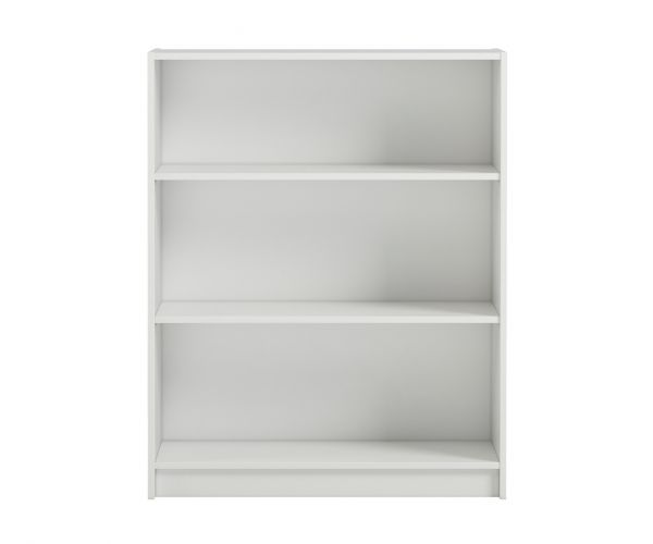 Steens Anette Wide Bookcase with 3 Shelf
