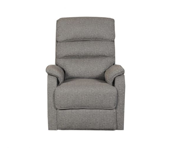 Annaghmore Westport Charcoal Fabric Recliner Armchair