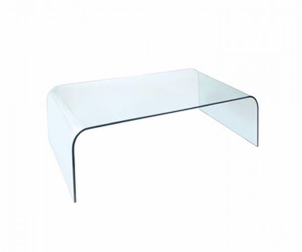 Greenapple Furniture Arc Glass Coffee Table
