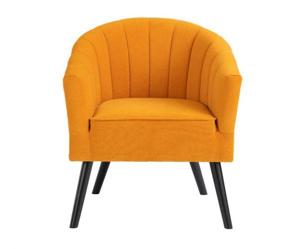 Derrys Furniture Arlo Mustard Tub Chair