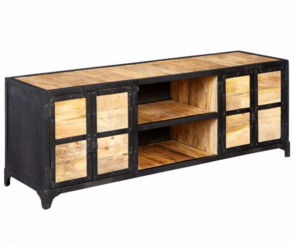 Indian Hub Ascot Industrial Large Media Unit