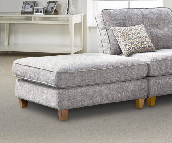 Lebus Ashley Fabric Footstool