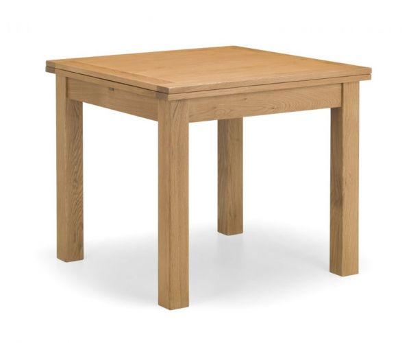 Julian Bowen Astoria Oak Flip Top Dining Table Only