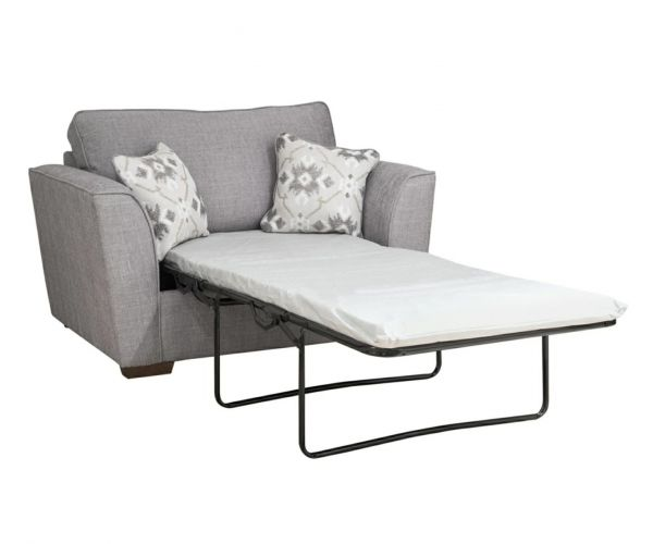 Buoyant Upholstery Atlantis Chair Sofa Bed 80cm with Standard Mattress