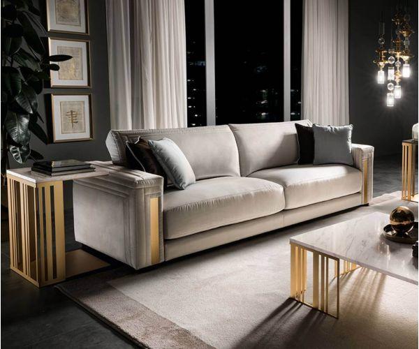 Adora Atmosfera Italian 3 Seater Sofa