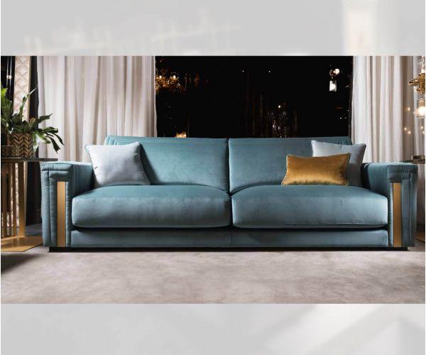 Adora Atmosfera Italian 4 Seater Sofa