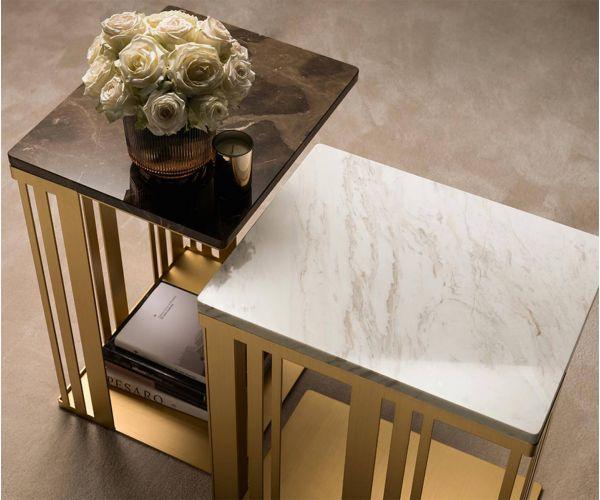 Adora Atmosfera Italian Lamp Table