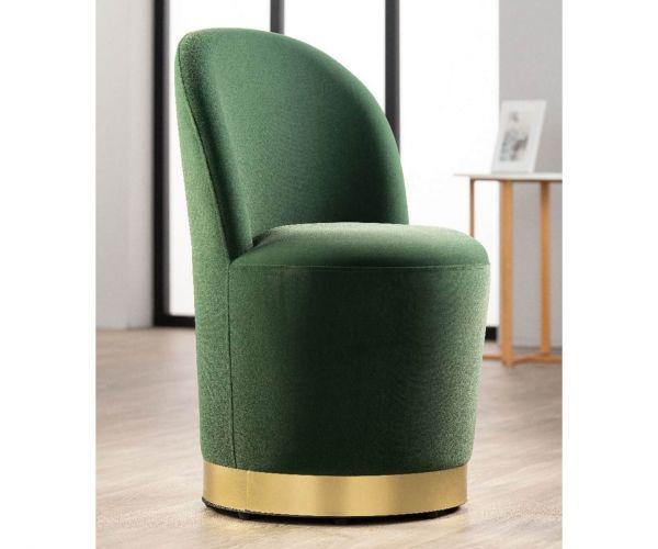 Derrys Furniture Audrey Green Cocktail Chair