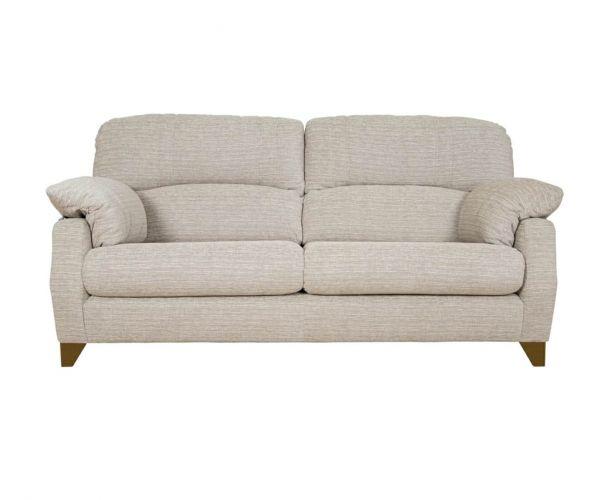 Buoyant Upholstery Austin Fabric 3 Seater Sofa