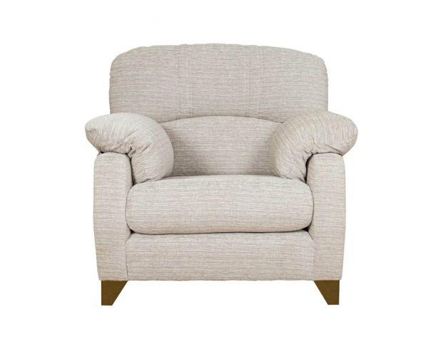 Buoyant Upholstery Austin Fabric Armchair