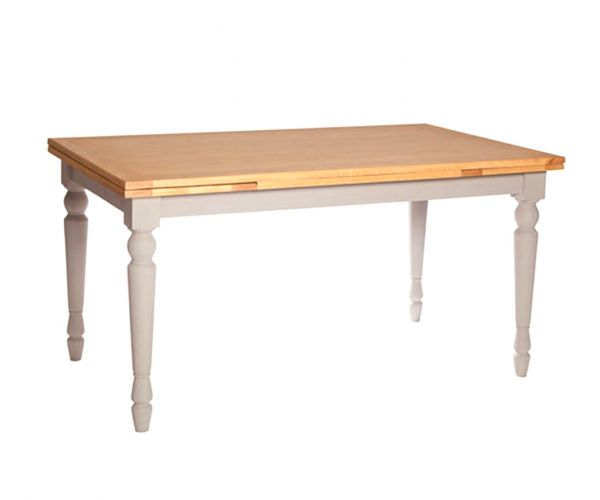 Furniture Link Avoca Large Draw Leaf Dining Table Only