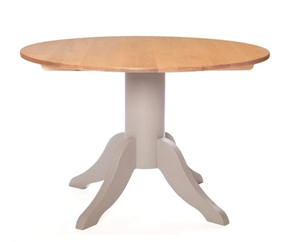 Furniture Link Avoca Round Dining Table Only