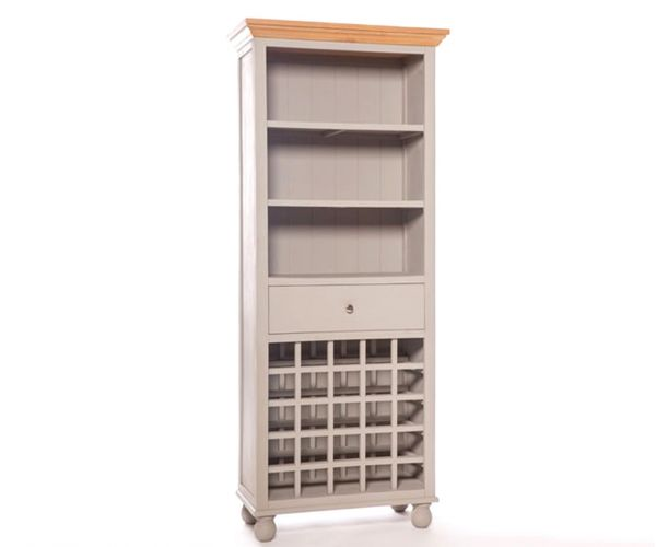 Furniture Link Avoca Tall Wine Rack