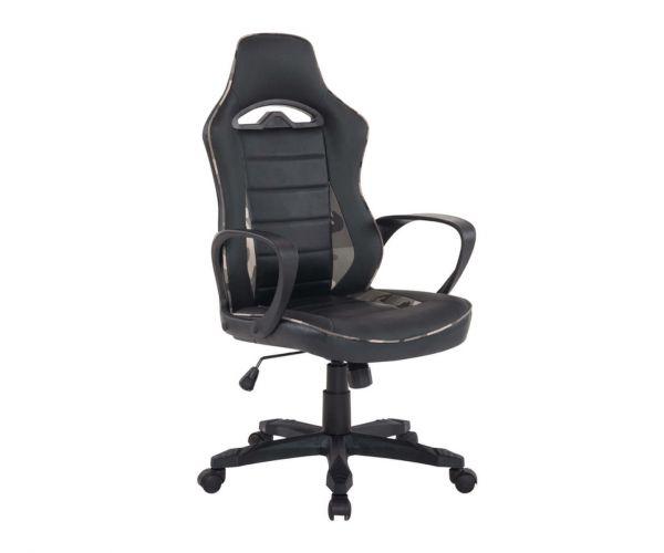 Vida Living Axel Black Camo Gaming Office Chair