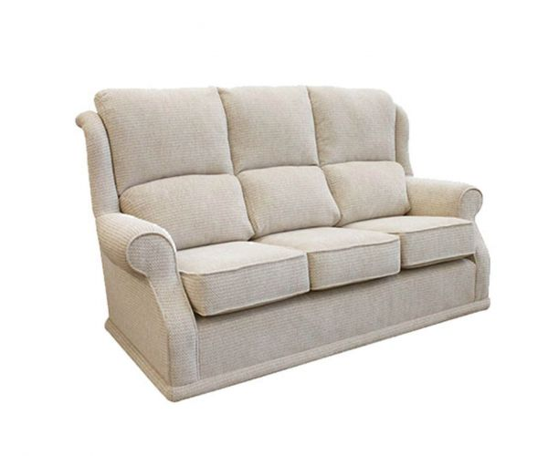 Buoyant Upholstery Balmoral Fabric 3 Seater Sofa