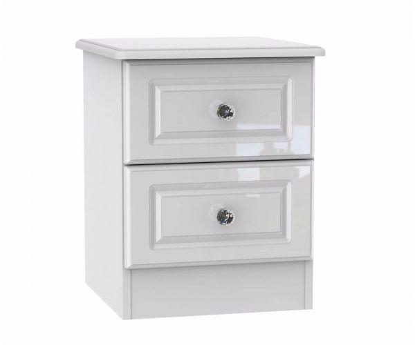 Welcome Furniture Balmoral 2 Drawer Locker