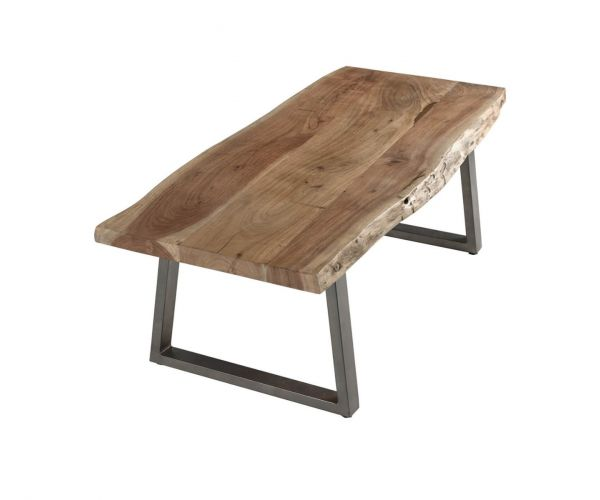 Indian Hub Baltic Live Edge Coffee Table