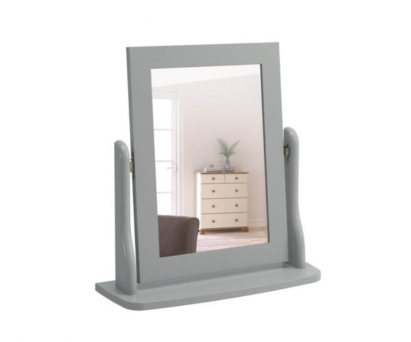 Steens Baroque Grey Dressing Table Mirror