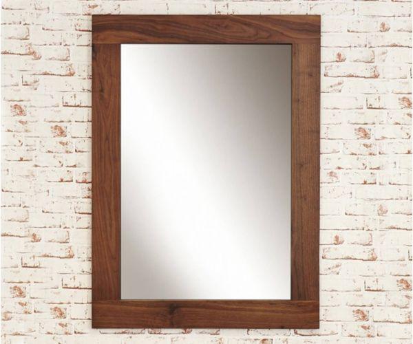Baumhaus Mayan Walnut Medium Mirror
