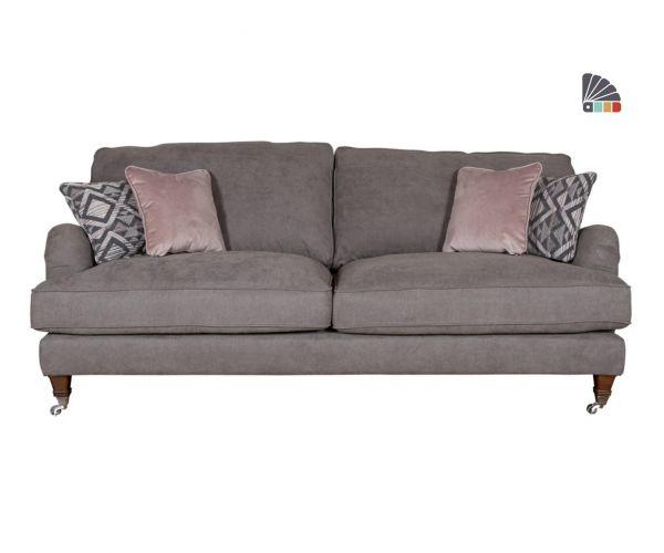 Buoyant Upholstery Beatrix 4 Seater Standard Back Sofa