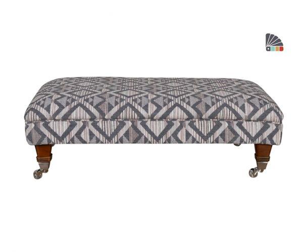 Buoyant Upholstery Beatrix Holthorpe Large Footstool