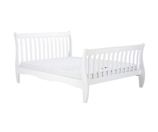 Birlea Furniture Belford White Bed Frame