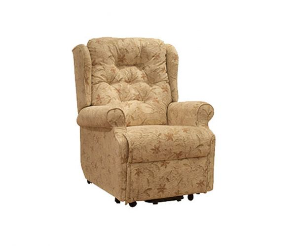 Buoyant Upholstery Belvedere Gents Recliner Fabric Armchair