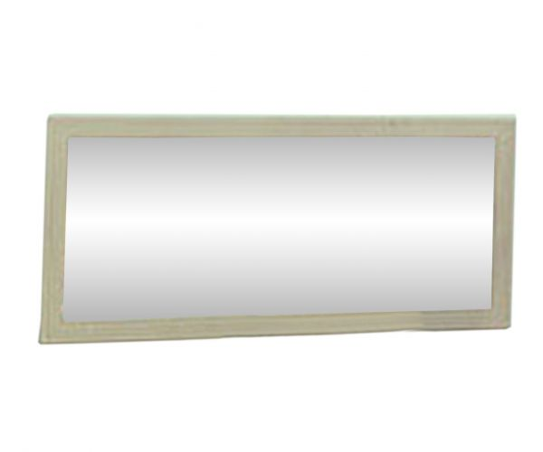 Ben Company Sonia Light Oak Italian Mirror