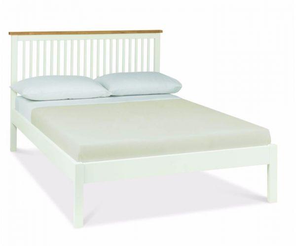Bentley Designs Atlanta Two Tone Low Footend Bed Frame