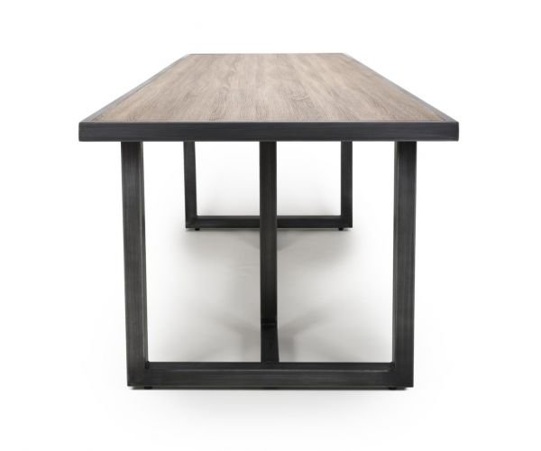 Shankar Bergen Large Industrial Dining Table