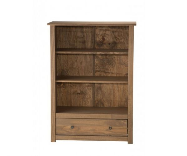 Birlea Furniture Santiago Pine 1 Drawer Bookcase
