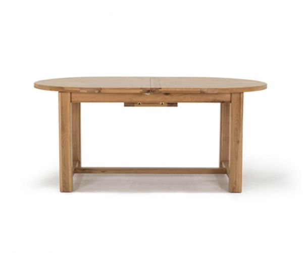 Vida Living Breeze Oval Extending Dining Table only