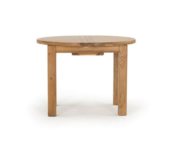 Vida Living Breeze Round Extending Dining Table only