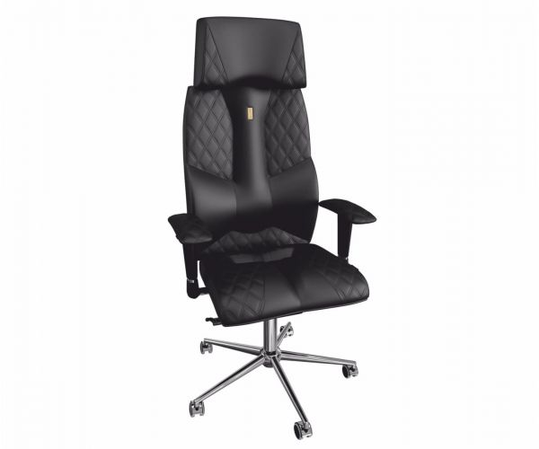 Kulik Business Black Ergonomic Armchair