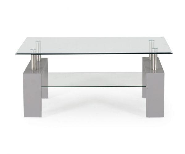 Vida Living Calico Grey Coffee Table