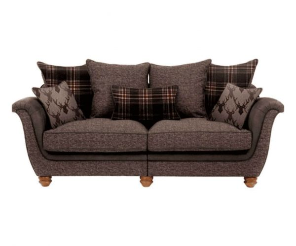 Lebus Camden Fabric 3 Seater Sofa